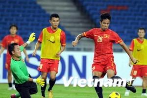 Đội tuyển Việt Nam đón tin vui trước trận lượt về
