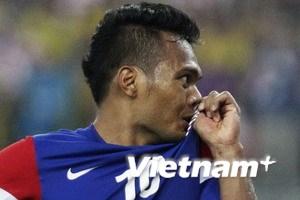 Hạ Indonesia 3-0, Malaysia chạm một tay vào cúp
