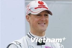 Schumacher: Mercedes là ứng cử viên chức vô địch