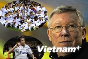 Sir Alex muốn được gặp Real Madrid ở chung kết