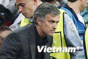 Mourinho có nguy cơ nhận án phạt nặng từ UEFA