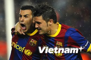 Vượt ải Real, Barca hướng đến chung kết trong mơ