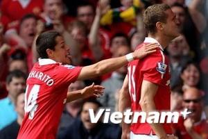 Hình ảnh đáng nhớ trong trận M.U hạ Chelsea 2-1