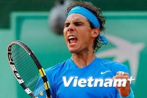 Rafael Nadal lại thắng nhọc một tay vợt vô danh