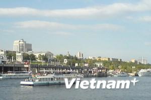 Tàu Bulgaria chở 173 người bị đắm trên sông Volga