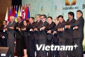 Khai mạc Hội nghị Bộ trưởng Ngoại giao ASEAN 44