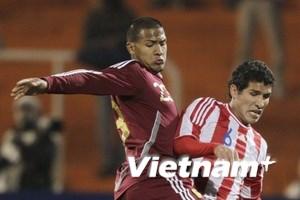 Paraguay vào chung kết mà không thắng trận nào!