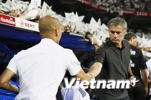 Mourinho từng đánh nhau để bảo vệ Pep Guardiola