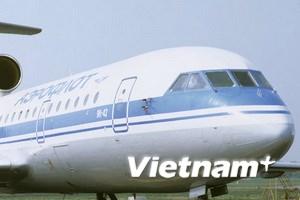 Tai nạn máy bay tại Nga làm 36 người thiệt mạng