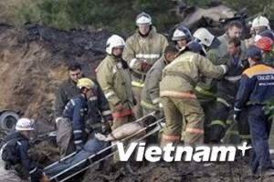 Cận cảnh vụ tai nạn