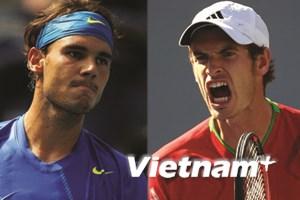 Rafael Nadal đối đầu Murray ở bán kết trong mơ