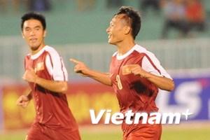 Hòa HV Aspire, U23 Việt Nam hết cơ hội vô địch