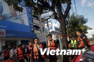 Thái Lan nỗ lực hạn chế thiệt hại do lũ ở Bangkok