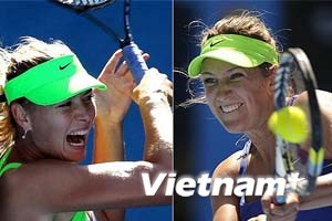 """Azarenka - Sharapova: Ai sẽ trở thành """"nữ hoàng""""?"""