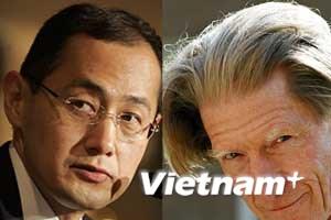 Nhà khoa học Nhật Bản và Anh giành Nobel Y học