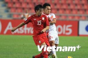 Thua Thái Lan 1-3, Việt Nam chia tay AFF Cup 2012