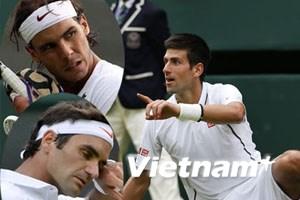 Djokovic lại khứa vào nỗi đau của Nadal và Federer
