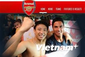 """Wenger mời """"Running Man"""" sang Anh xem Arsenal"""