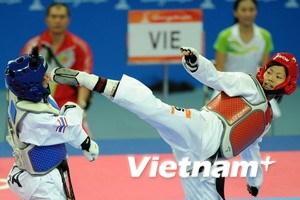 """Đoàn thể thao Việt Nam tiếp tục đánh mất """"vàng"""""""
