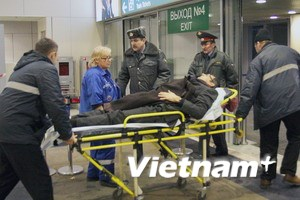 Chưa có người Việt thương vong tại vụ đánh bom