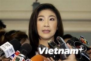 Ủy ban bầu cử Thái Lan đã công nhận bà Yingluck