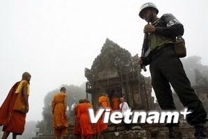 Thái Lan-CPC chuẩn bị họp Ủy ban biên giới chung