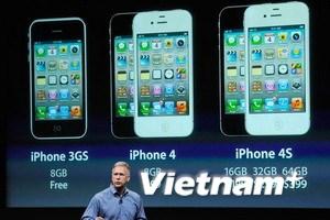 Giá iPhone 4S bản quốc tế