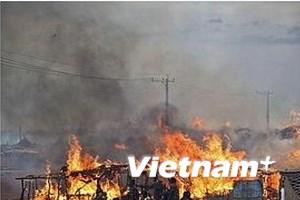 Nam Sudan tố Sudan không kích làm 12 người chết