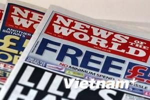Bắt giữ 1 nghi phạm tin tặc vụ News of the World