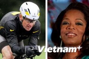 Armstrong nói về bê bối doping trong Oprah show
