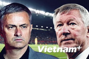 Mourinho không dám xem trận chia tay của Sir Alex