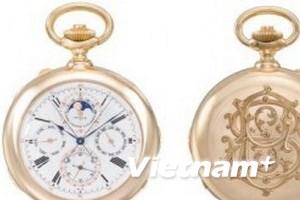 Đồng hồ giá 47 tỷ đồng