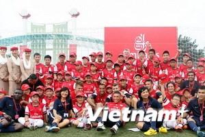 Hoạt động nổi bật của các cầu thủ Arsenal ngày 16/7