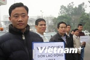 Gần 9000 lao động Việt ở Libya đã về nước an toàn