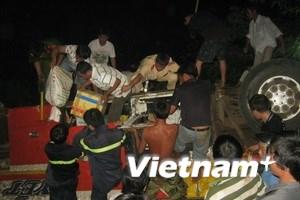 Xe khách tai nạn ở Đắk Lắk chở quá người quy định