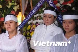 Vợ nhà báo Hoàng Hùng khai nhận đã giết chồng