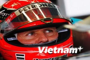 Phong độ Michael Schumacher thực sự giảm sút