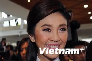 Tân Thủ tướng Thái Lan đã chính thức nhậm chức