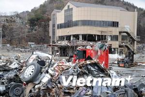 Nhật Bản - Vững tin đứng lên giữa chốn hoang tàn