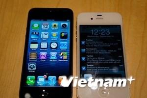 Chi phí chế tạo iPhone 5 cao hơn các phiên bản trước