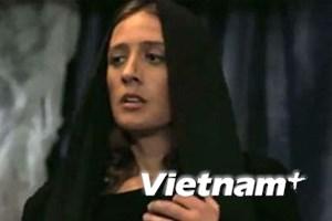 """Nữ diễn viên phim chống đạo Hồi: """"Tôi đã bị lừa!"""""""