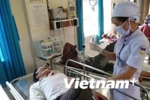 Hỗ trợ nạn nhân vụ tai nạn thảm khốc ở Khánh Hòa
