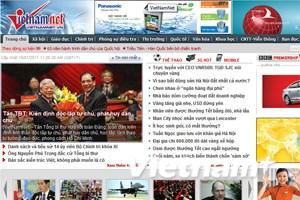 """Hacker lại """"xác lập kỷ lục"""" tấn công VietNamNet"""