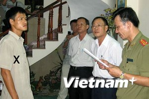 Khởi tố, bắt tạm giam 2 đối tượng chống Nhà nước