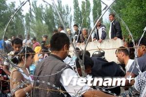 Uzbekistan mở cửa biên giới đón người chạy nạn