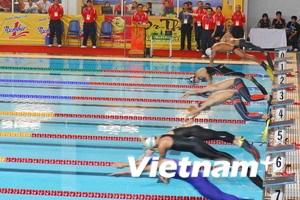 """Môn lặn tiếp tục """"rinh vàng"""" cho thể thao VN"""