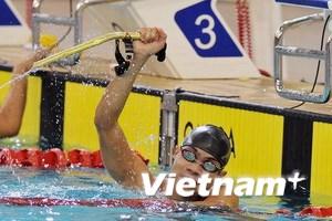 Môn lặn đoạt 4 huy chương vàng cho Việt Nam