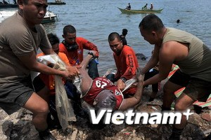 Bão Côn Sơn tàn phá mạnh Philippines, Trung Quốc