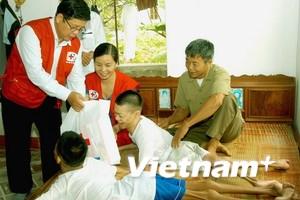 Dư luận Mỹ kêu gọi ủng hộ nạn nhân da cam Việt