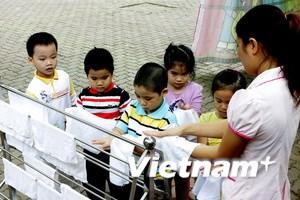 Ninh Thuận đã công bố dịch bệnh tay chân miệng